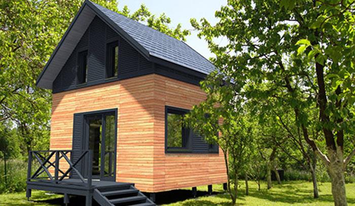 Studios de jardin et maisons à ossature bois, clé en main, à partir ...
